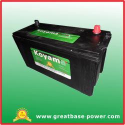 N120 sans entretien de batterie de voiture 12V120ah batterie de voiture