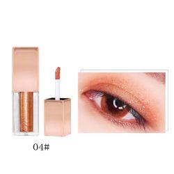 El mejor venta parte resistente al agua brillo brillante maquillaje sombra de ojos líquido