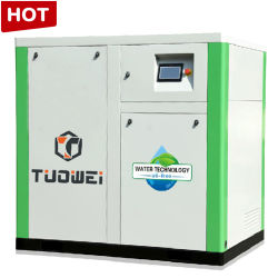 Direkter Antrieb-umweltsmäßigstumm-ölfreier Schrauben-Luftverdichter für Medizin-Industrie