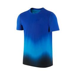 T-shirt van de T-shirts van de Druk van de Douane van de Mensen van de Vervaardiging van China de In het groot Goedkope