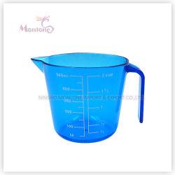 Bakeware 500ml/2taza taza medidora de cocción de plástico