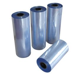 High Quality & Crystal Clear Plain / Colored Pvc Heat Shrink Film