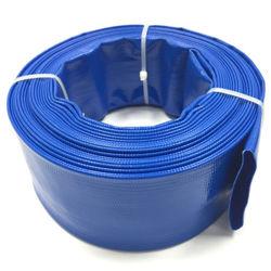 По конкурентоспособной цене на заводе прямой шланг Layflat производства ирригационных шланг насоса для воды и Dilivery