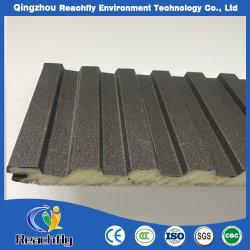 Nouveau matériau organique rigide Panneaux d'isolation en mousse PU composite en aluminium