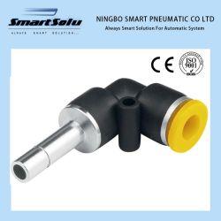압축 공기를 넣은 Plj 유형 소성 물질은 이음쇠 빠른 연결기를 1 만진다