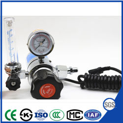 Térmico eléctrico Regulador de CO2 con el caudalímetro