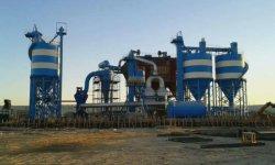 La technologie Hot-Air Power Plant poudre de gypse haute pression Making Machine
