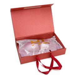 Bra/sous-vêtements/papier carton pliant portatif boîte cadeau papier Emballage cadeau