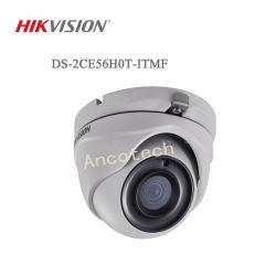 Camera van de Koepel van het Torentje van Hikvision 5MP HD Exir Poc de Digitale Video Weerbestendige (ds-2ce56h0t-itmf/ds-2ce56h1t-ITME)