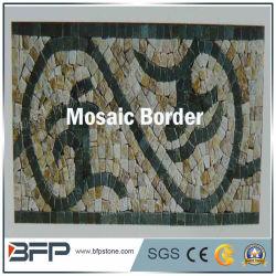 Mosaicos de granito para decoração de Fronteira