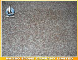 Chine G687 Granite Tile et dalle de couleur rose