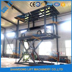 Certification CE et quatre cylindres Type de voiture de levage du relevage hydraulique