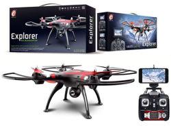 Drone de commande radio Quadcopter RC RC Avion (H7364026)