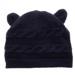 Commerce de gros populaire Lady Eared Beanie Sweet mignon