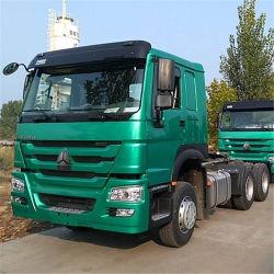 HOWO Sinotruk 6X4 420hp tête camion remorque du tracteur