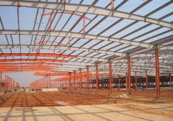 إثيوبيا سهلة التركيب مصنع هيكل الصلب مخازن المخازن