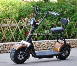 Двойные сиденья с индикатором Scrooser Citycoco 60V дети Харлей электрический удар для оптовых для скутера