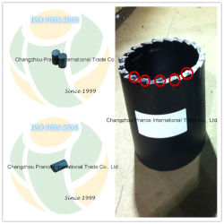 Caisson de carter rotatif forets carbure de tungstène insérer la broche