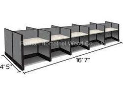 Las tablas de la estación de trabajo de equipo de Call Center en mobiliario de oficina (HF-GE01).