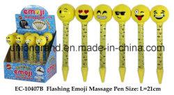 Stylo de massage Emoji clignotant