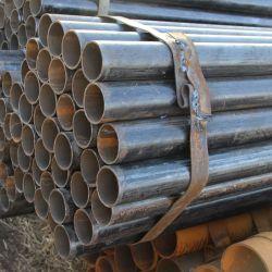 Soldar tubos de acero redondo (REG)