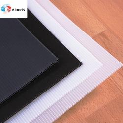 La couleur PP Feuille creux du carton ondulé en Chine