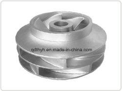 OEM ステンレス製インベストメント鋳造、インペラ用精密鋳造
