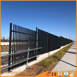 Barre d'acier vertical personnalisé Redfern clôture avec une haute qualité