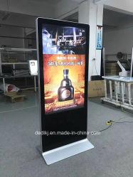 55inch binnen Digitale Signage LCD Vertoning voor Informatie