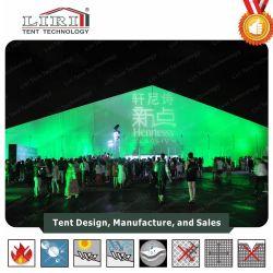 60X100m enorme tenda Hall para exposições e concertos de música Conapy