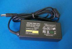 CE 승인 60W LED 드라이버 DC24V 플라스틱 케이스 전원 어댑터 LED 스트립용