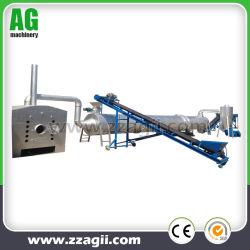 Promoción de la fábrica de China la papilla de carbón y el tambor giratorio de secador de pelo y de la máquina de Secado de Madera