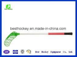 Chinesischer Kohlenstoff zusammengesetzter waagerecht ausgerichteter Floorball Hockey-Prostock