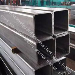 Buis van het Staal van het Staal Tube/Ss van het Staal Tube/Ss van het roestvrij staal Tube/Ss de Vierkante Rechthoekige
