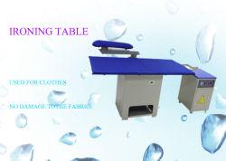 スチームバキュームアイロンテーブル / ランドリーアイロンボード / アイロンテーブル