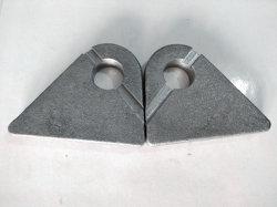La precisión de mecanizado CNC Fundición de metales forja