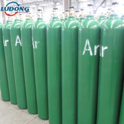 Gás argônio