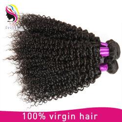Les femmes brésiliennes cheveux afro Kinky Curl hair extension