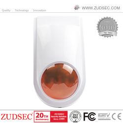 Luz estroboscópica inalámbrica del sistema de alarma inteligente de la sirena, sirena, sirena de alarma