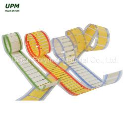 Retrátil da Luva de identificação de marca do cabo de isolamento e proteção
