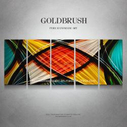 Het kleurrijke Abstracte Beeld/Schilderen/Kunsten voor Decoratie (CHB6015068)