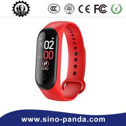 2019 het hete Horloge M3 van de Armband van de Drijver van de Geschiktheid van de Activiteit van de Band van de Pols van het Horloge van het Scherm van de Kleur van de Verkoop Slimme Slimme