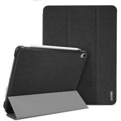 De ultra Slanke Slimme Dekking van de Tablet van het Leer van de Tribune van de Tik voor PROGeval 12.9 van iPad