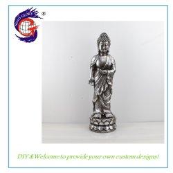 Buhdda personnalisé sur le Lotus Siège permanent de la Sculpture décoration maison