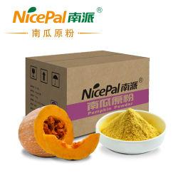 Commerce de gros saveur naturelle des aliments séchés de pulvérisation de poudre de citrouille