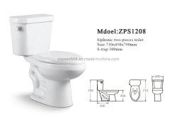 Дешевые Siphonic Африке рынок 2 ПК Туалет туалет Ванная комната санитарных продовольственный из двух частей туалета сиденья