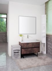 Cat1800*500*480 мм, большой размер кабинета твердой поверхности на стене висит новый продукт современной ванной комнате