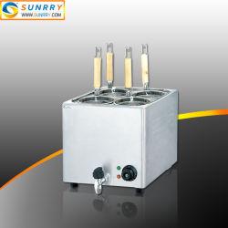 Contador eléctrico superior de macarrão instantâneo massas fogão com Insertos