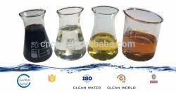 Tissu de formaldéhyde Qtf-10 Aucun agent de fixation de couleur bleu turquoise