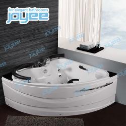 Joyee два лица джакузи ванна с пузырек воздуха функция массажа